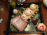 Chef's Gallery - the dessert platter