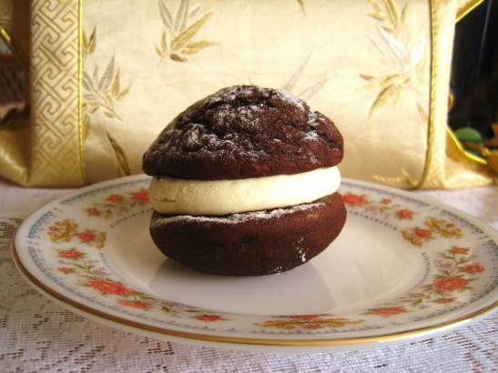 "Beatrix - the ""Chocolate Whoopie Pie"""