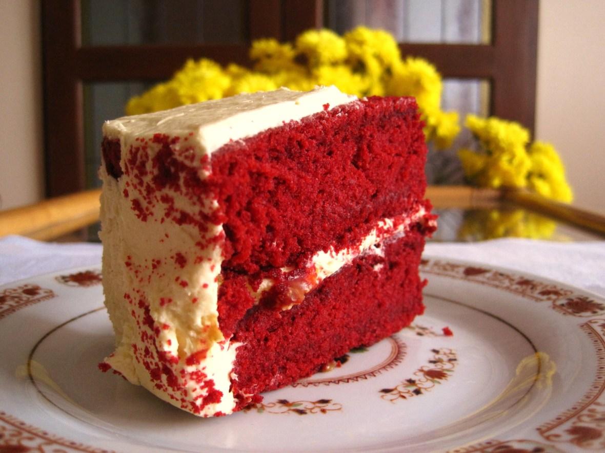 """Beatrix - the """"Red Velvet Cake"""""""