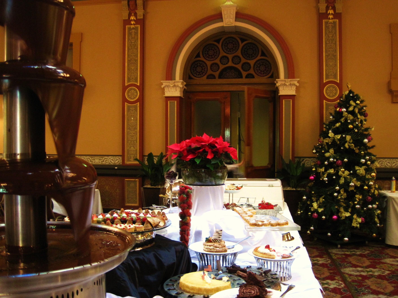 The Hotel Windsor Afternoon Tea U2013 Boston Tea Party U2013 The Dessert Buffet