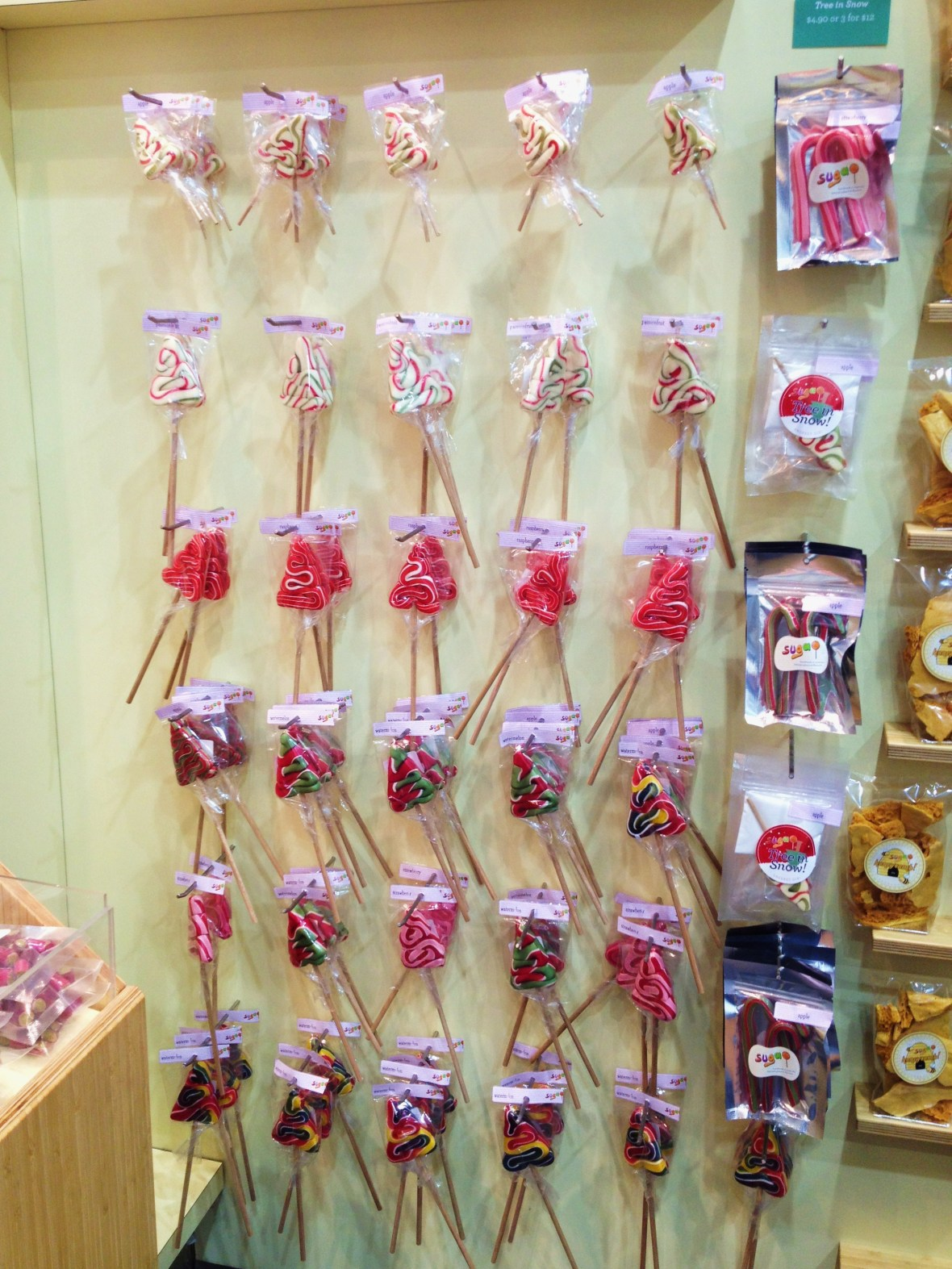 MoMo & Coco's Christmas Dessert Bargain Guide - from Haigh's - from Suga