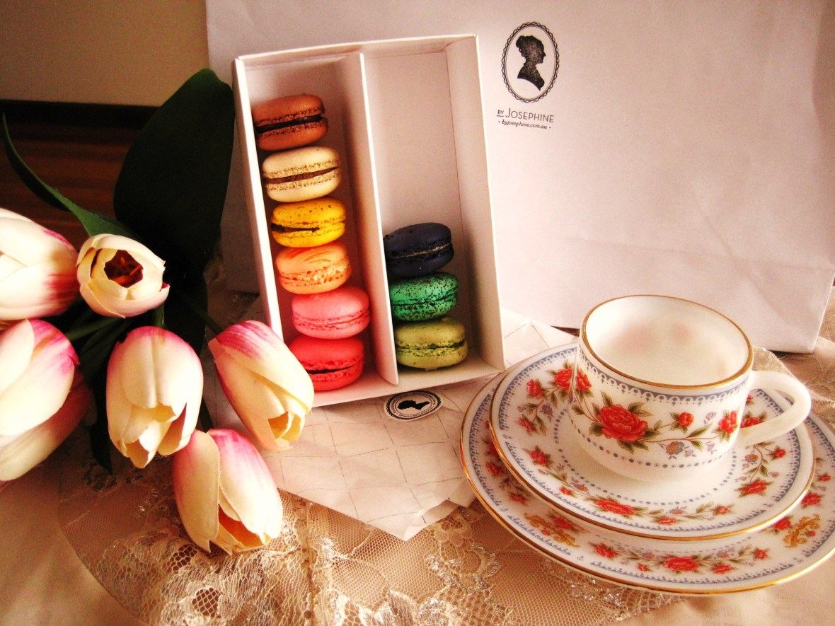 Macarons by Josephine