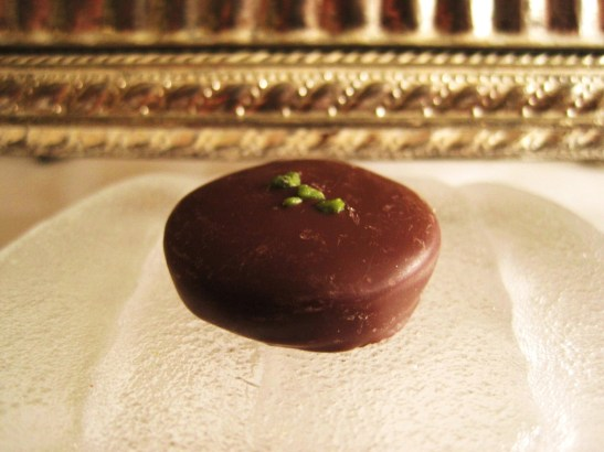 "Cioccolato Lombardo - the ""After dinner Mint"""
