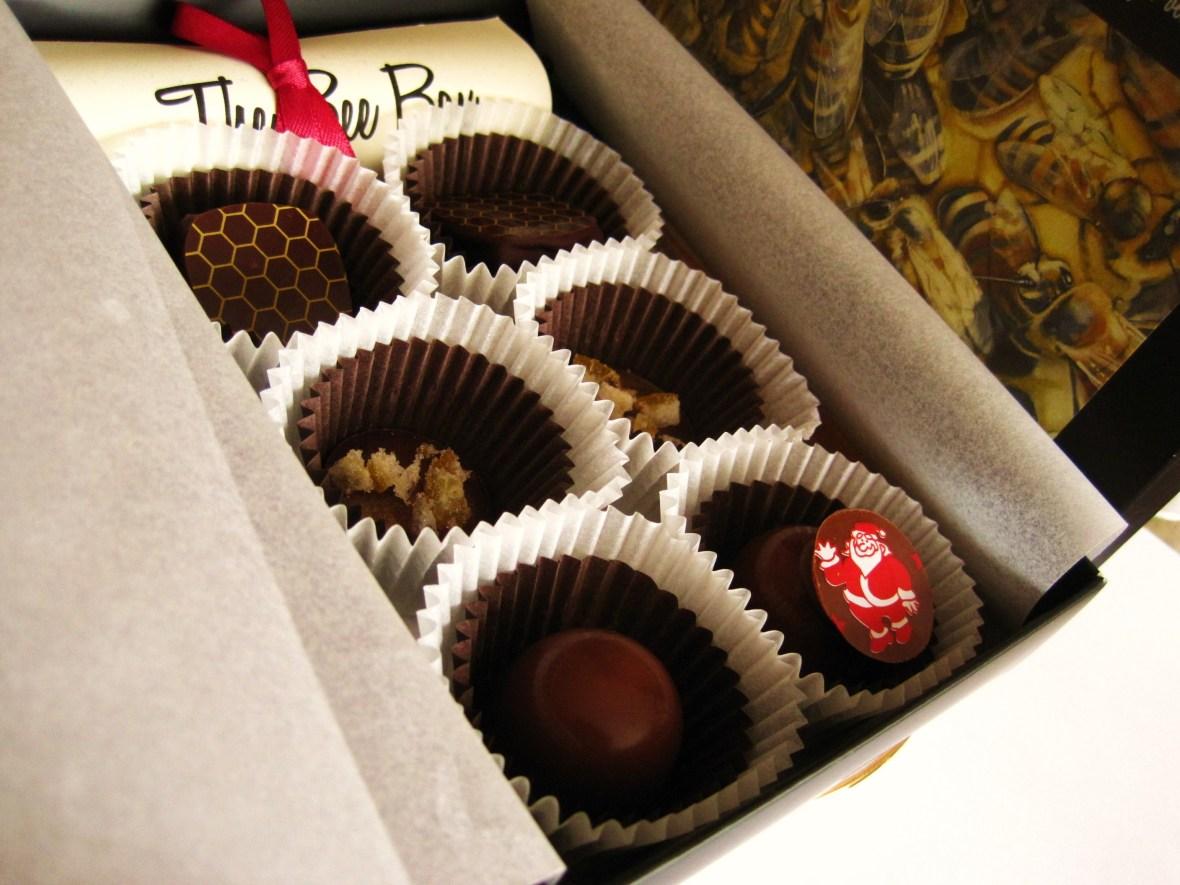 """Cioccolato Lombardo - the """"Bee Box"""""""