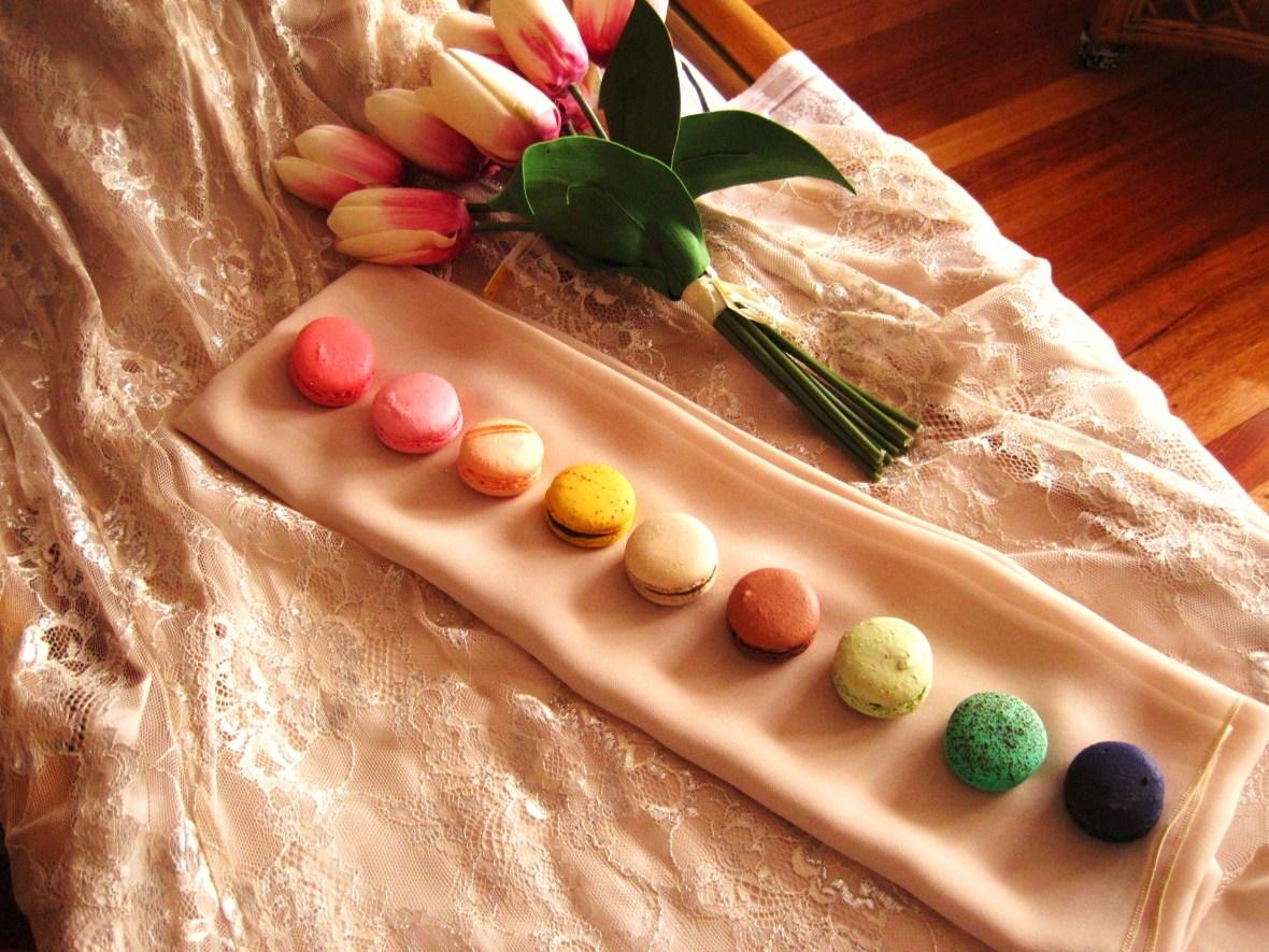 Macarons by Josephine - a rainbow of fine macarons