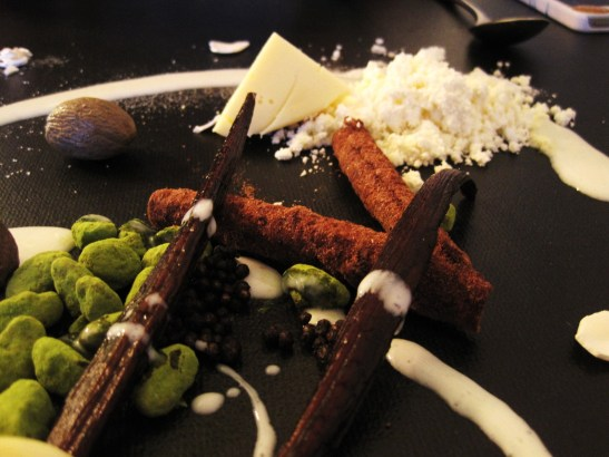 Shaun Quade's Dessert Evenings - the fourth dessert course