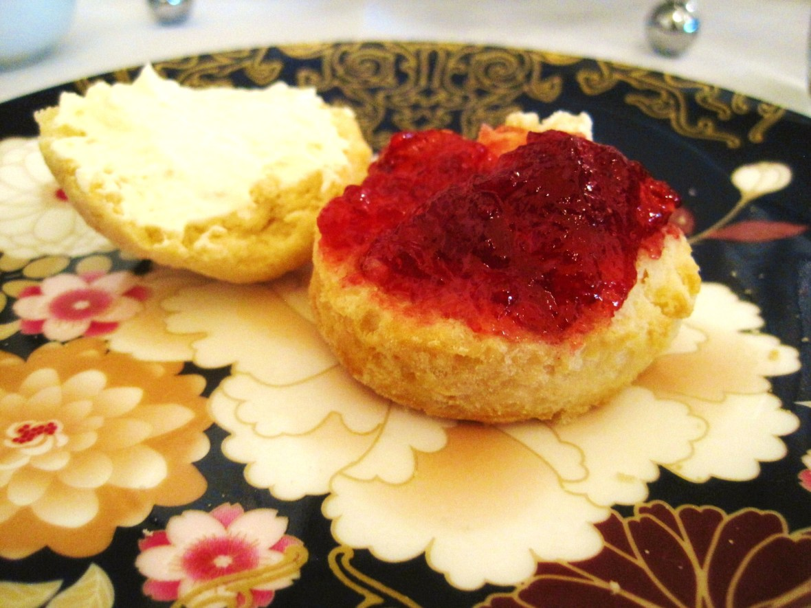 The Gables - Mother's Day High Tea - the scones