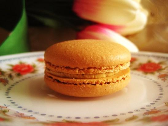 """La Belle Miette III - the """"Opera Cake Macaron"""""""