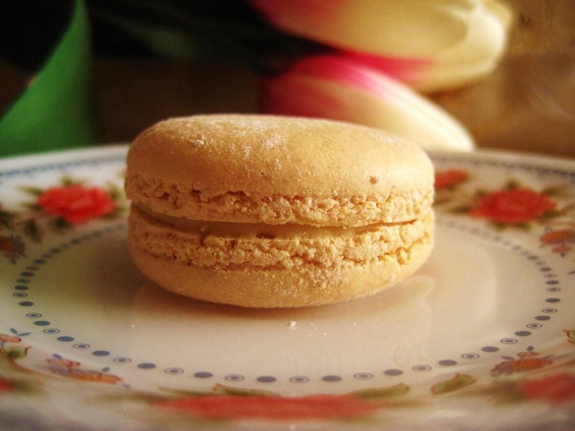 """La Belle Miette III - the """"Scone Macaron"""""""
