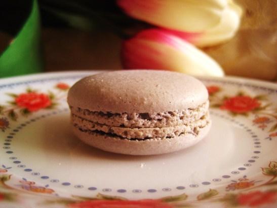 """La Belle Miette III - the """"Lavender Macaron"""""""