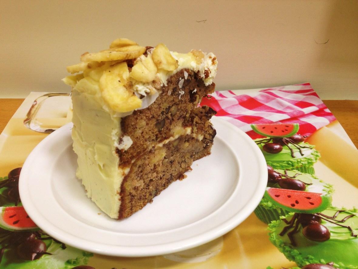 "Alice Nivens Cafe - the ""Hummingbird Cake"""
