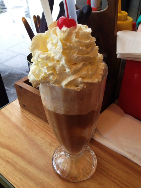 "MoMo & Coco's to Melbourne's Best American Desserts Guide - the ""Rootbeer Float"" from the Merrywell"