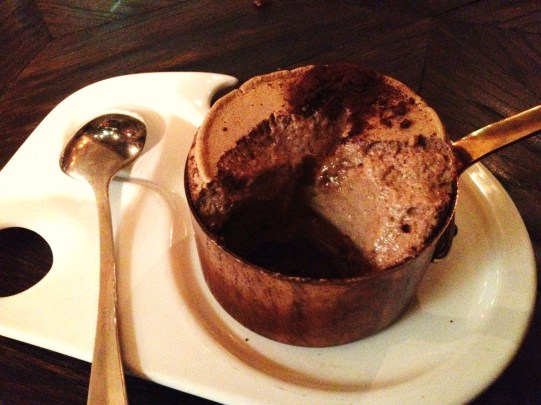 MoMo & Coco's Guide to Melbourne's Best Souffles - from Bistro Vue