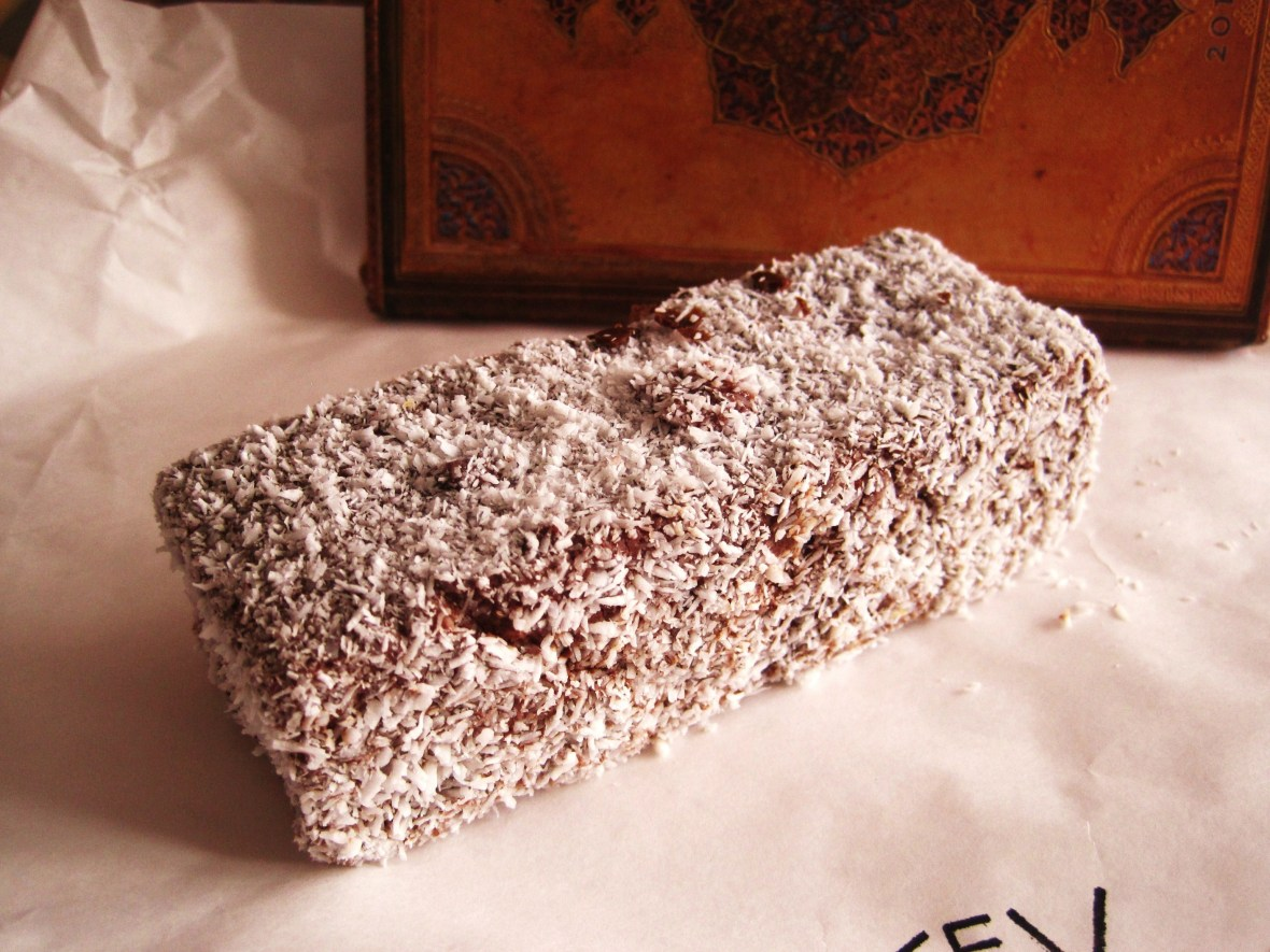 "Candied Bakery - the ""Lamington"""