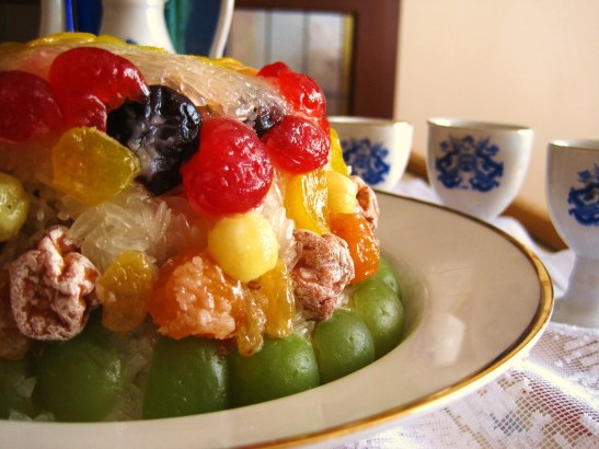 "MoMo & Coco's Guide to Chinese New Year Desserts - the ""Eight Treasure Pudding"""