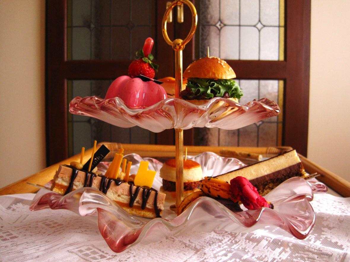 L'apres Midi - an afternoon tea with L'apres Midi