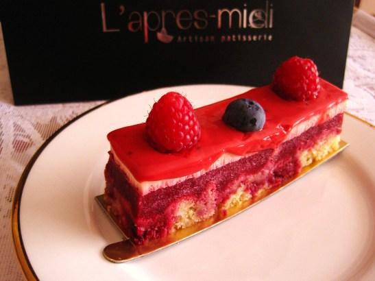 "L'apres Midi - the ""Raspberry"""