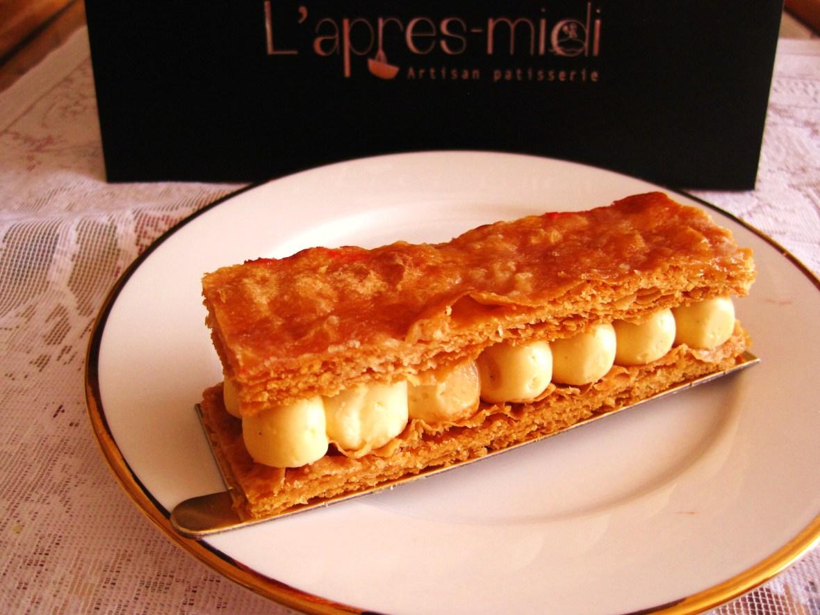 """L'apres Midi - the """"Millefeuile"""""""