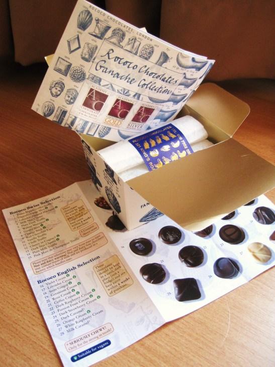 MoMo & Coco's Belgravia Chocolate Guide - Rococo