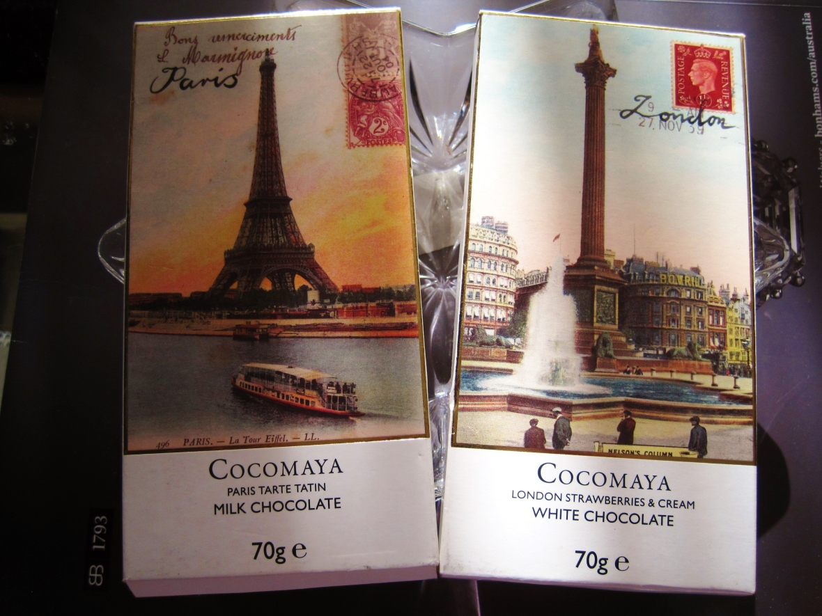 MoMo & Coco's Belgravia Chocolate Guide - CooMaya
