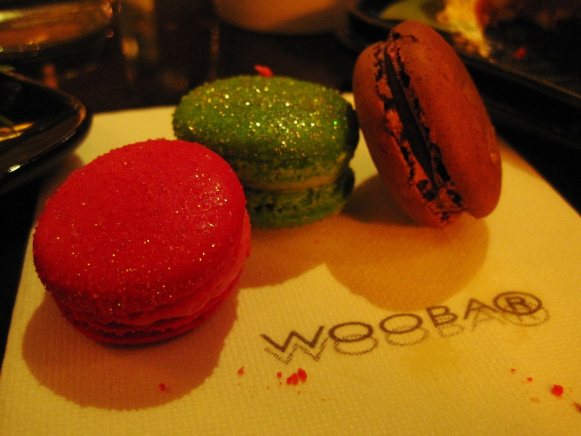 WooBar at the W - Tea-se me T - the sweet nibbles