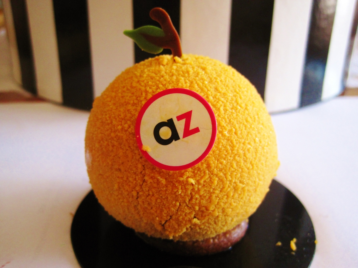 "Adriano Zumbo - the ""Annoying Orange Cake"""