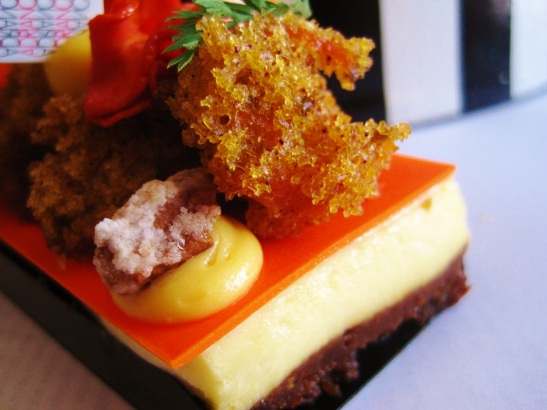 "Adriano Zumbo - the ""Secret Business Carrot Cake"""