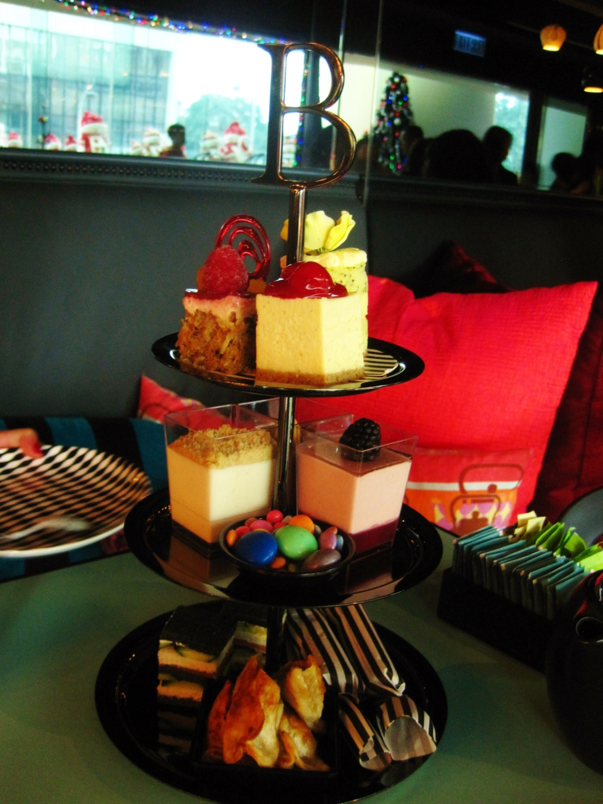 C'est le B Cakery - the afternoon tea