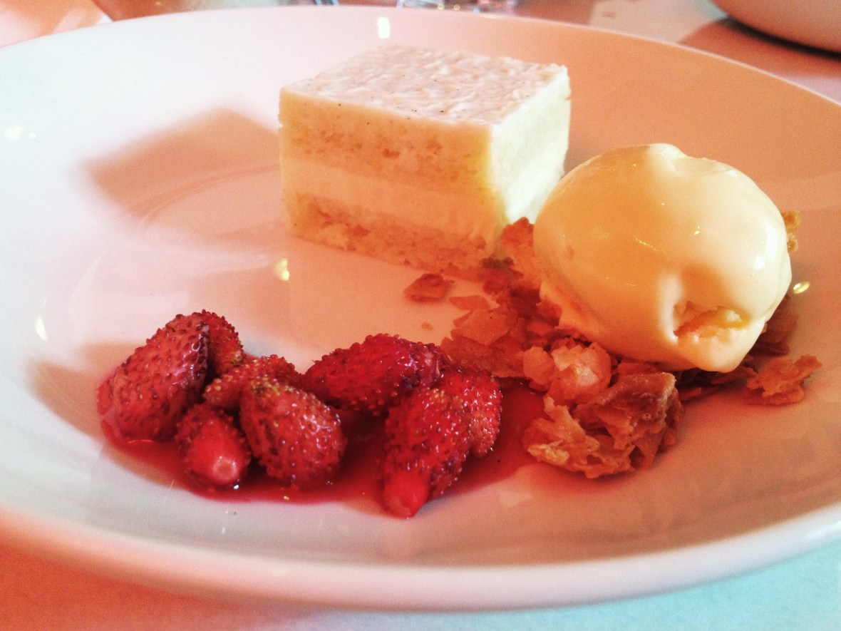 "Acland St Cantina - the ""Tres Leche"" Cake"