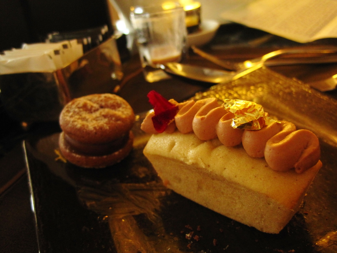 "The Ritz Carlton Hong Kong - the ""Chestnut Pave"""