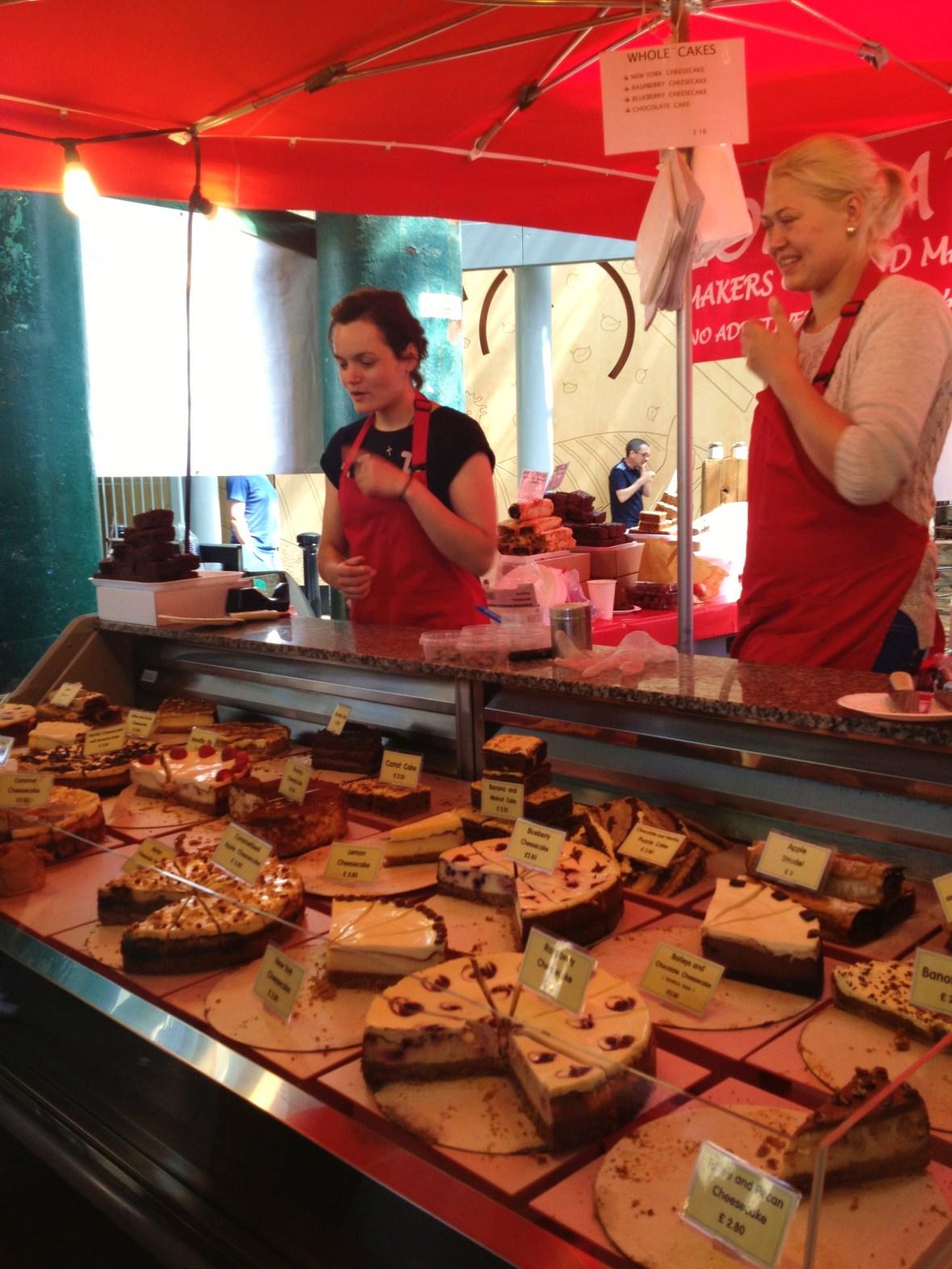 MoMo & Coco's Guide to London's Borough Market Desserts - Ion Patisserie