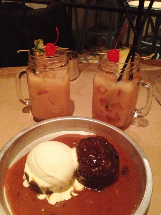 MoMo & Coco's HK Dessert Report - the Sticky Date Pudding at Bellbrook